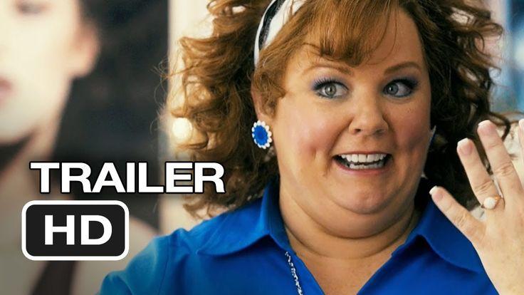 nice Identity Thief Official Trailer #2 (2013) - Jason Bateman, Melissa McCarthy Movie HD