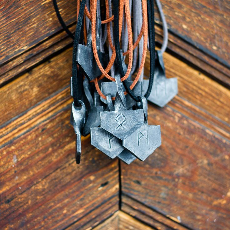Do you ever feel the need to come closer your Norse gods? Then fear not! Thor's Hammer - Mjolnir Necklaces are ready to ship.
