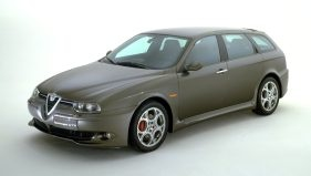 Alfa Romeo 156 Sportwagon - Family Car?