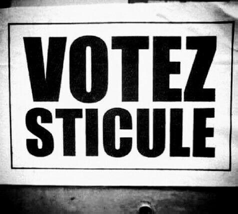 J'ai choisi mon candidat ! 😂😂