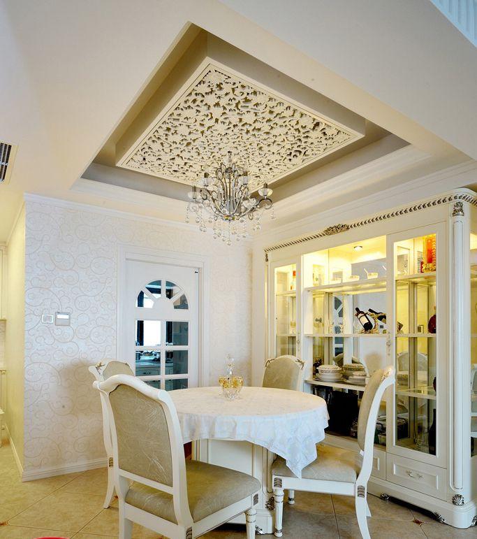 Декоративная решётка в потолок