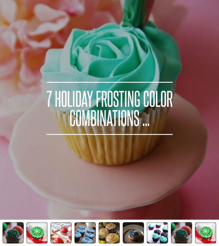 holiday frosting color combinations food coloring who