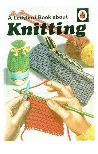 Ladybird book cover