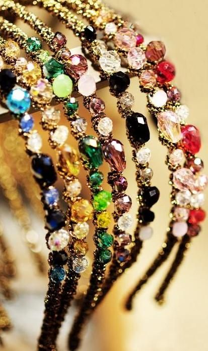Jewelry Show—DIY Beaded Hair Barrettes | PandaHall Beads Jewelry Blog