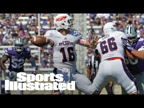 FAU QB Jason Driskel Announces He's Retiring From College Football | SI Wire | Sports Illustrated