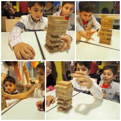 #libadiyeMcDonalds#masa#oyunu#jenga #sim#animasyon#çocuklar#ve#doğum#günü