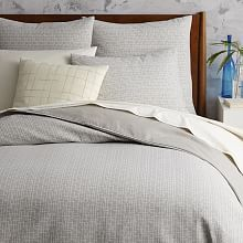 Modern Duvet Covers Bedding and Pillow Sham Sets | west elm | west elm