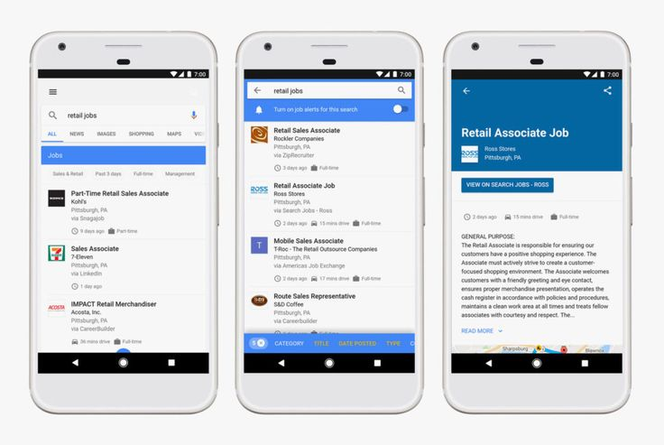 Google for Jobs Is a New Google Search Feature for Job Seekers - Gear Patrol NEW CAREERS ARE A GOOGLE SEARCH AWAY  Google Just Made Finding a New Job Easier