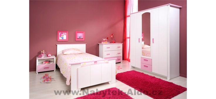 Dětský pokoj Biotiful pink II