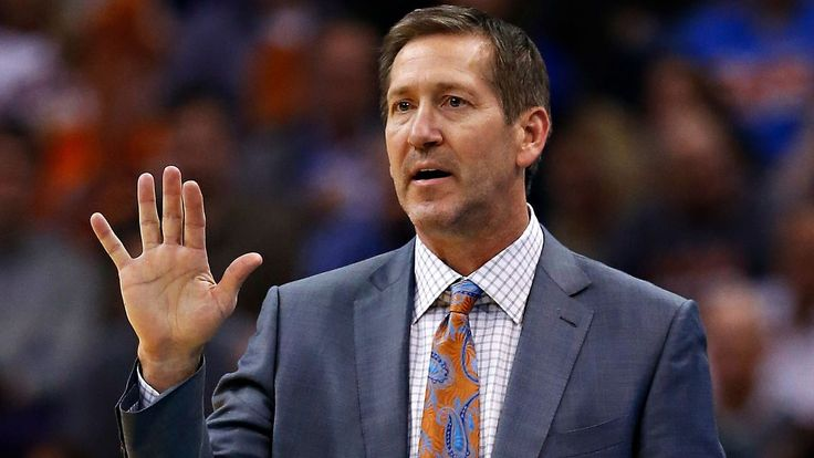 Jeff Hornacek to be new Knicks coach, per sources
