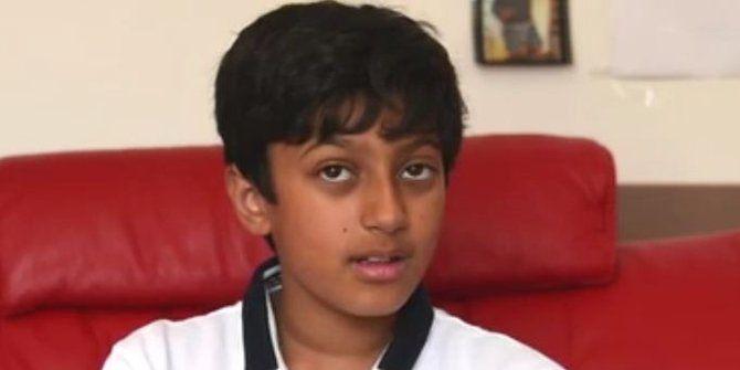 Percaya tidak percaya bocah 11 tahun ini berhasil kalahkan Einstein dan Hawking dalam tes IQ.