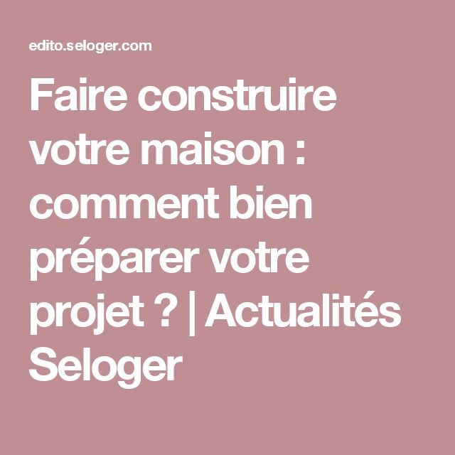 17 best ideas about faire construire on pinterest faire construire sa maiso - Comment construire sa maison container ...