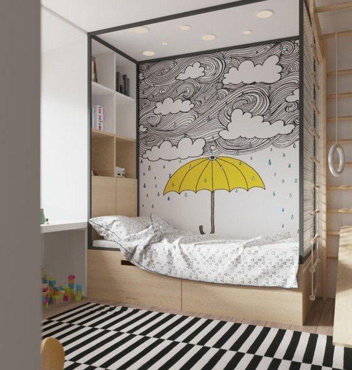 Decoration zebre chambre for Decoration murale zebre