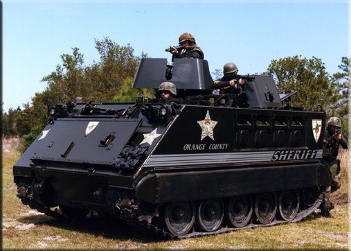 Miami Dade Swat Armored Police Swat Tactical Vehicles
