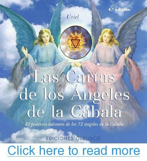 Las Cartas De Los Angeles De La Cabala / The Cards of the Kabbalah Angels: El Poderoso Talisman de los 72 Angeles de la Kabbalah / The Powerful Charm of the 72 Kabbalah Angels (Spanish Edition) #Las #Cartas #De #Los #Angeles #La #Cabala #Cards #Kabbalah #Angels: #El #Poderoso #Talisman #de #los #la #Powerful #Charm #Angels #Spanish #Edition