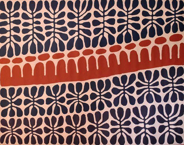 Mitjili Napurrula, Aboriginal art