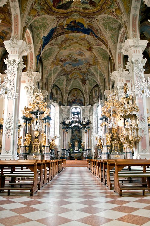 St. Peter Church, Mainz, Germany