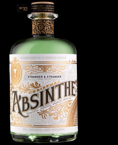 how to drink dillons absinthe