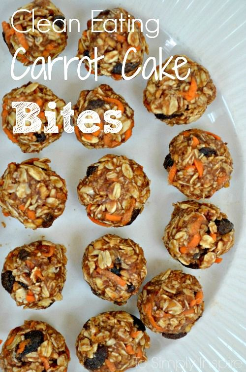 Snacks     Carrot shoes Clean Eating Carrot Cake Bites Almond Cakes   Healthy   Carrots flywire Butter  s and