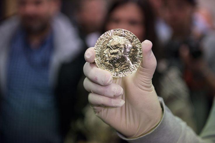 Medaile Nobelovy ceny míru z certifikovaného zlata