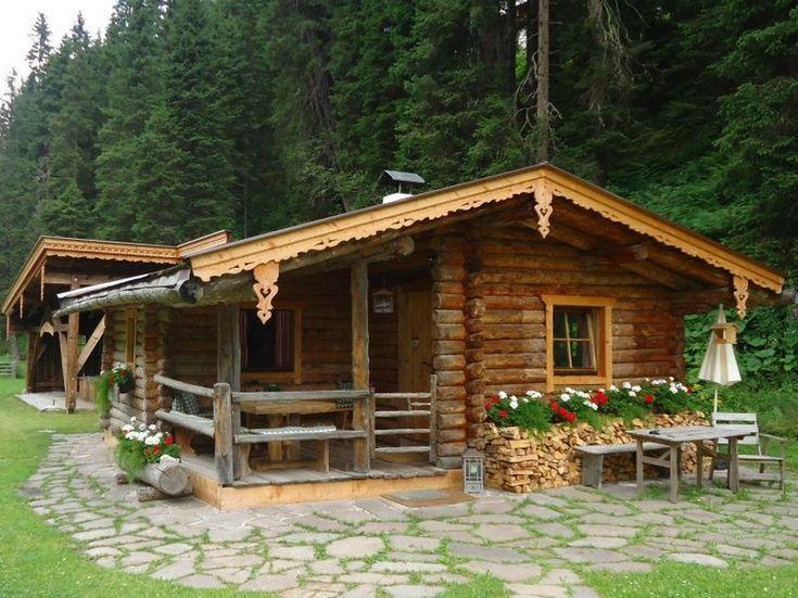 Almchalet Zillertal in Österreich, Tirol, Zillert…