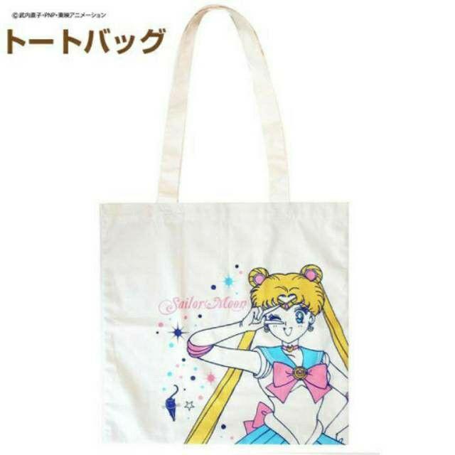 Saya menjual Tas Tote Sailormoon Ramah Lingkungan seharga Rp188.000. Dapatkan produk ini hanya di Shopee! http://shopee.co.id/emirates/3202352 #ShopeeID
