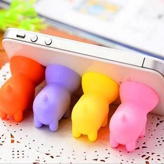 Buy Hera's Place Pig Mobile Holder at YesStyle.com! Quality products at remarkable prices. FREE WORLDWIDE SHIPPING on orders over 310 NOkr.