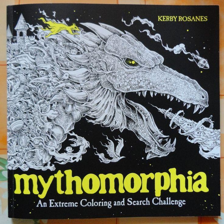 Kerby Rosanes - Mythomorphia (US edition)