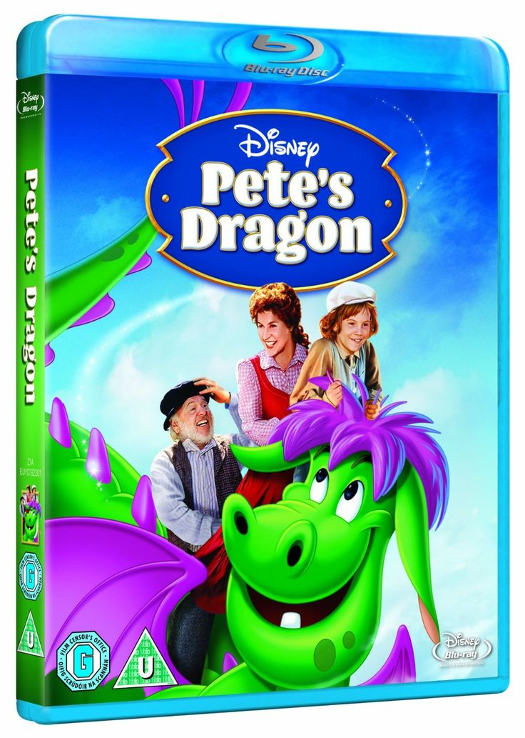 Pete's Dragon [Blu-ray] [1977] [Region Free]: Amazon.co.uk: Sean Marshall, Charlie Callas, Shelley Winters, Red Buttons, Mickey Rooney, Don Chaffey: DVD & Blu-ray