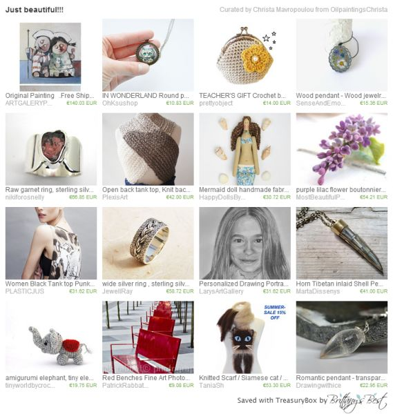 Just beautiful!!! by Christa Mavropoulou on Etsy