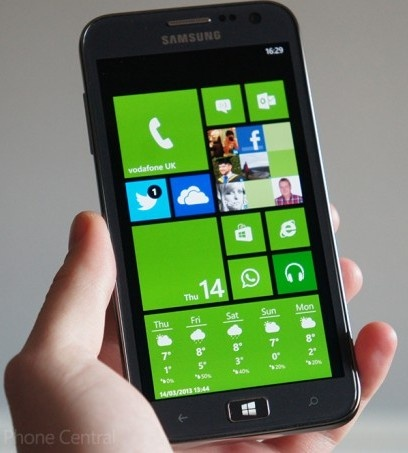 Samsung's Flagship Windows Phone 8 Review  http://educatesansar.com/samsungs-flagship-windows-phone-8-review.html
