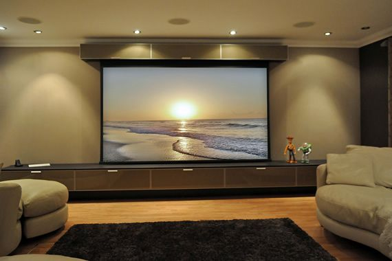 Creative Home Cinema - Specialists in home cinema design, installation and integrated home solutions - Creative Gallery - Living room - Television and Cinema room