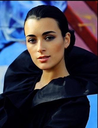 cote de pablo: Zeva from NCIS.