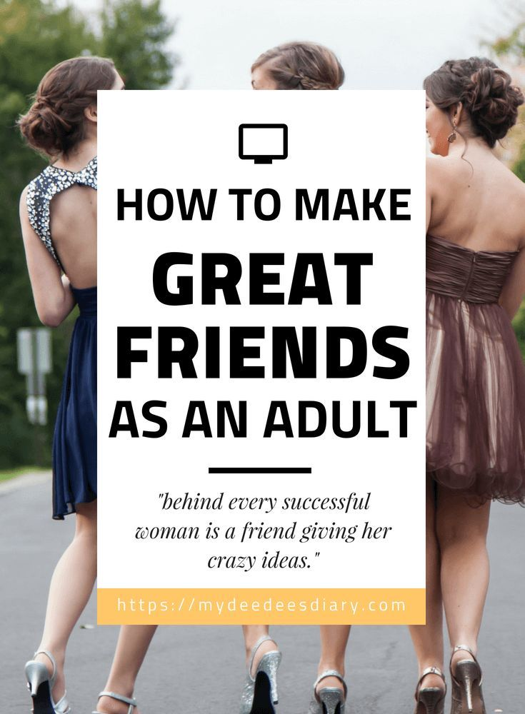 How to make good friends in community college