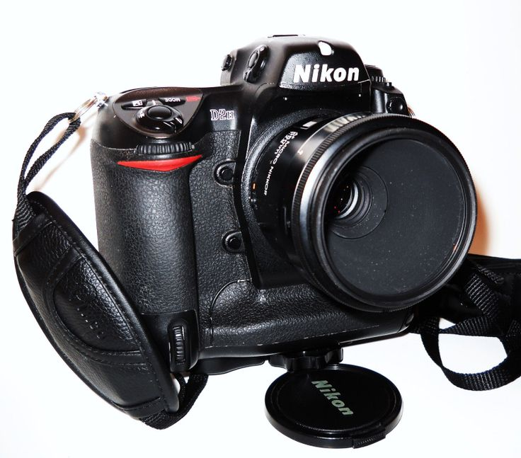 Nikon D2H 4.1 MP Digital SLR w/Charger, 2 Batt, 8GB Card 55mm f.2.8, Case, Book http://stores.ebay.com/CameraCollectorPlus