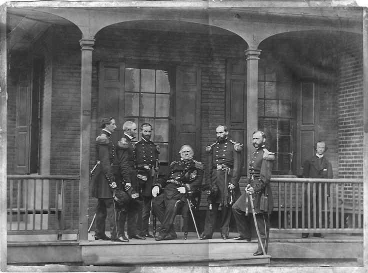 Civil War Photos by Mathew Brady | Ananas à Miami