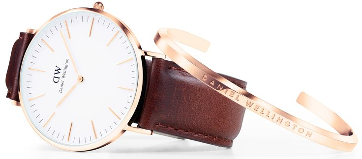 Classic Cuff Rose Gold Large Use Code SWEETUMS to get 15% off when you order from https://www.danielwellington.com/