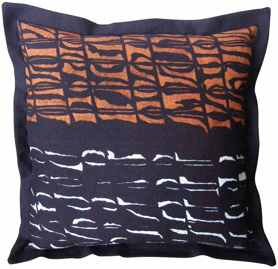 Decorative Pillow Throw Cushion Home Decor by TongueinChicHome, $55.00