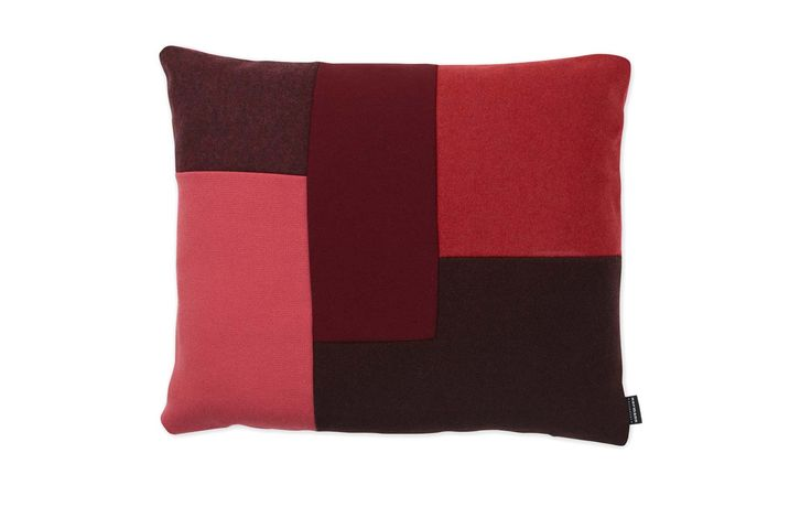 Brick Cushion is a multicolored pillow designed by Britt Bonnesen. Brick Cushion comes in nine colors red, yellow, orange, green, moss, turquoise, blue, creme, grey and yellow.