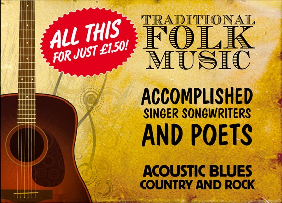 Chorlton Folk Club - Chorlton Folk Club