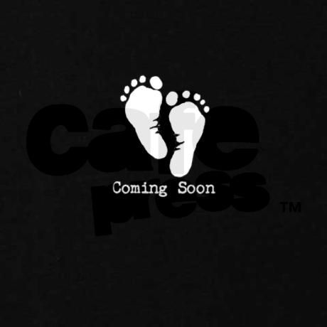 Design Maternity Dark T Shirt New Baby Coming Soon