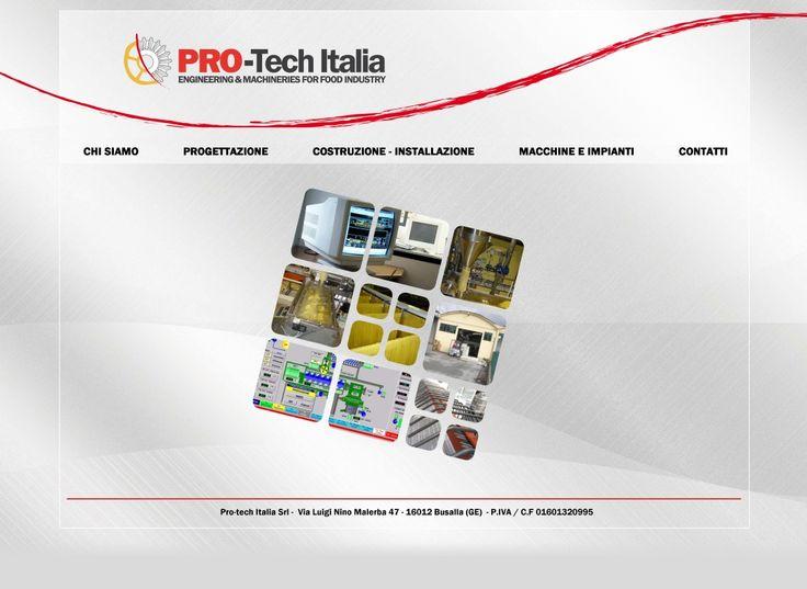 Pro_Tech Web site
