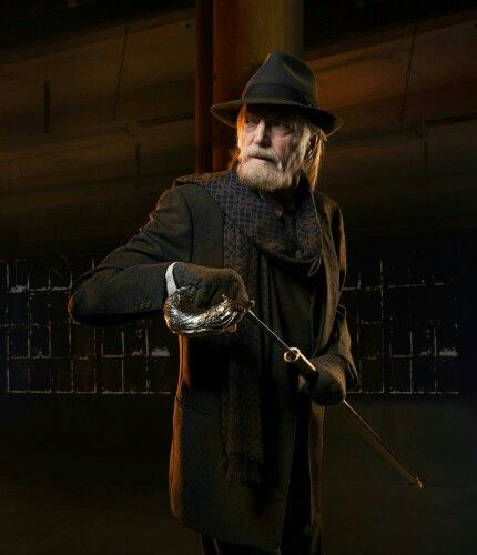 The Strain on FX | Season 2 | David Bradley stars as Professor Abraham Setrakian