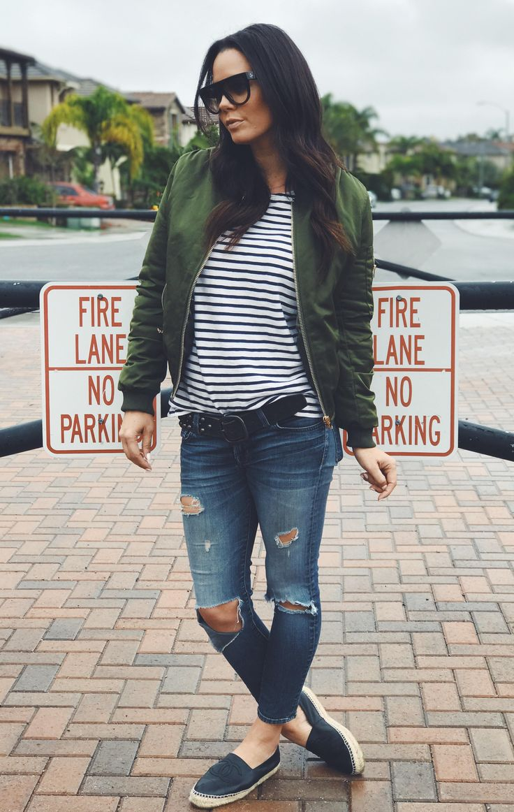 Green Bomber will make any outfit cool! Follow me on Instagram @ kimberlysuzanne