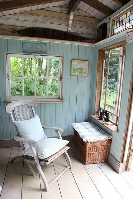 14 best Ideas for summerhouse images on Pinterest | Garden houses ...