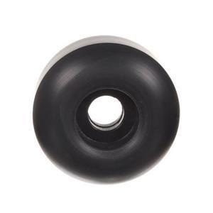 Black BLANK Skateboard WHEELS 54mm (Set of 4)