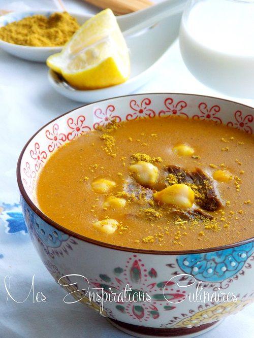 harira levain de la cuisine marocaine