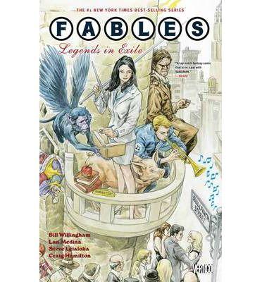 Fables: Legends in Exile Volume 1 : Bill Willingham : 9781401237554
