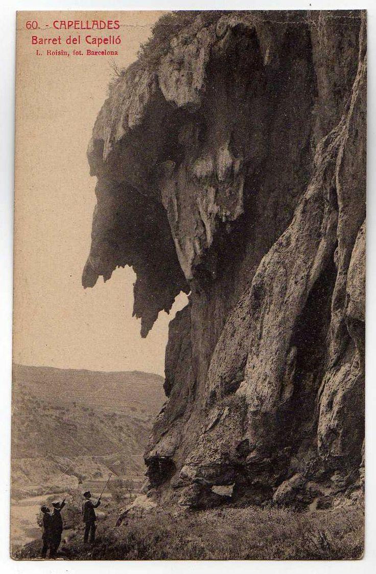Barret del Capelló, Capellades, Anoia