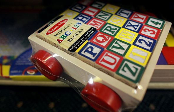 Traditional Toys May Beat Gadgets in Language Development: Basic toys w/out sounds or lights, like blocks, may be best for a child's development. Pinned by @SublimeSpeech